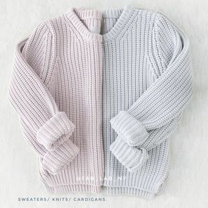 Sweaters - Women's Sweaters, knots and cardigans.